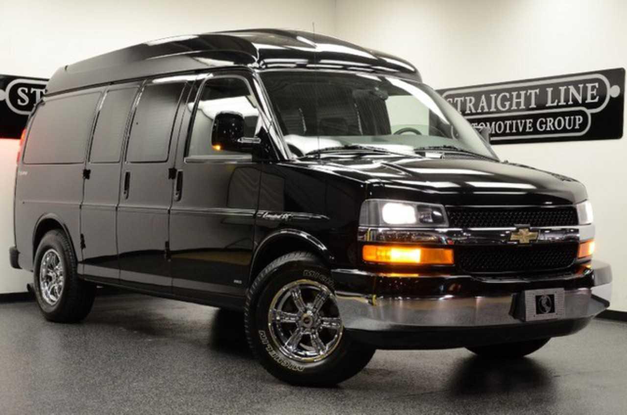 Chevrolet express 1995, 1996, 1997, 1998, 1999, цельнометаллический фургон, 1 поколение технические характеристики и комплектации