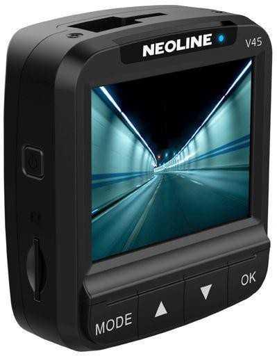Обзор видеорегистратора Neoline Cubex V45 комплектация особенности конструкции возможности настройка функции качество