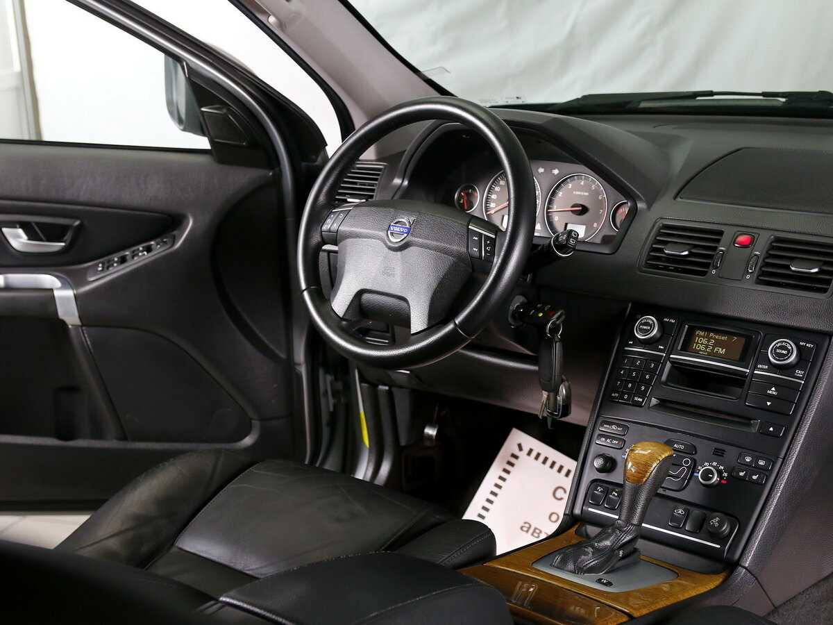 Volvo xc90 (2002-2014) – швед на службе в семье