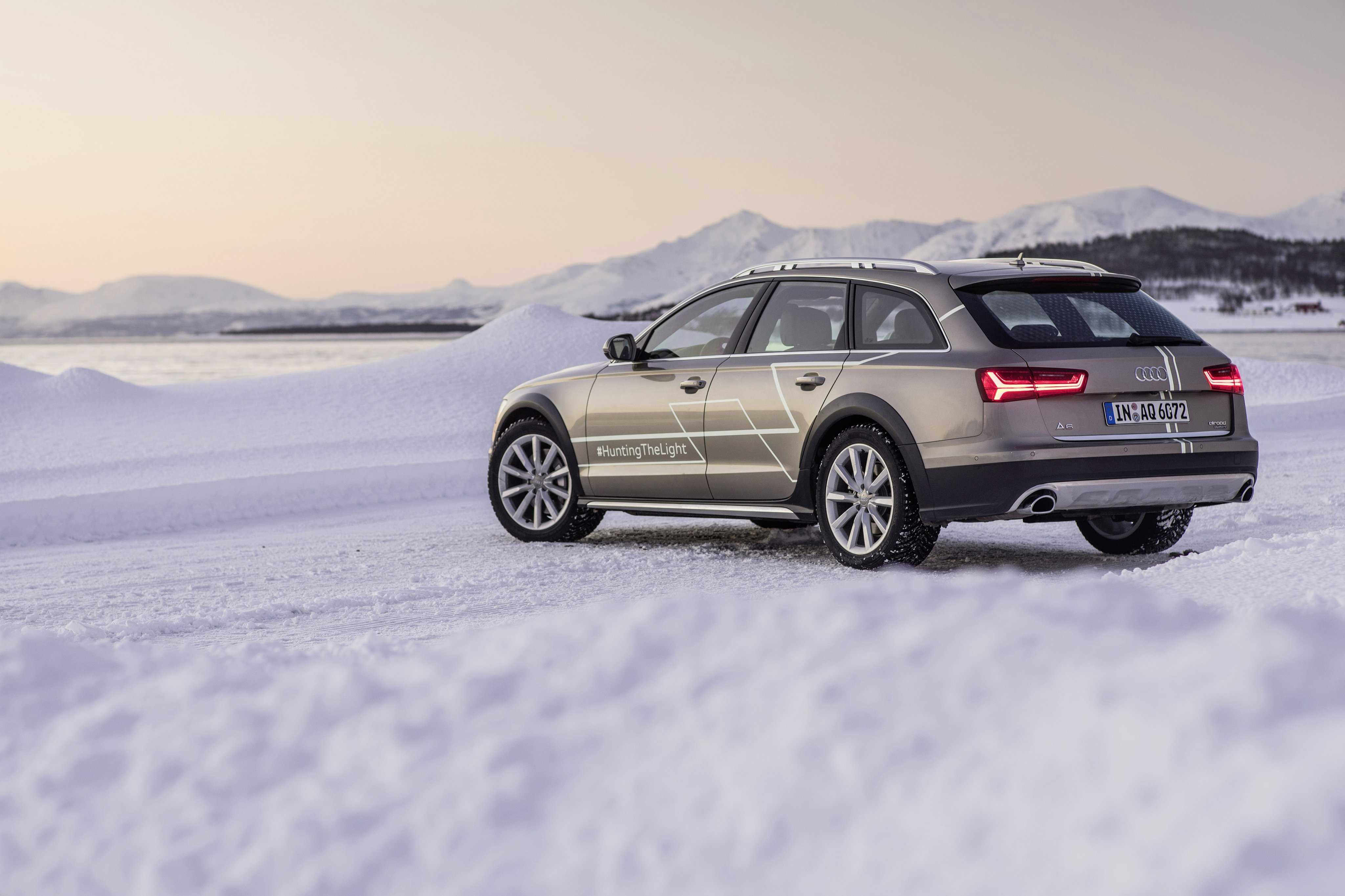 Audi a6 3.0 tdi quattro s tronic (01.2011 - 11.2014) - технические характеристики