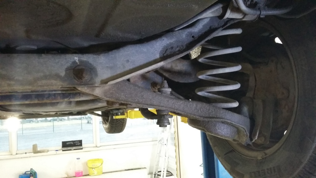 Особенности ремонта задней подвески форда фокус 2