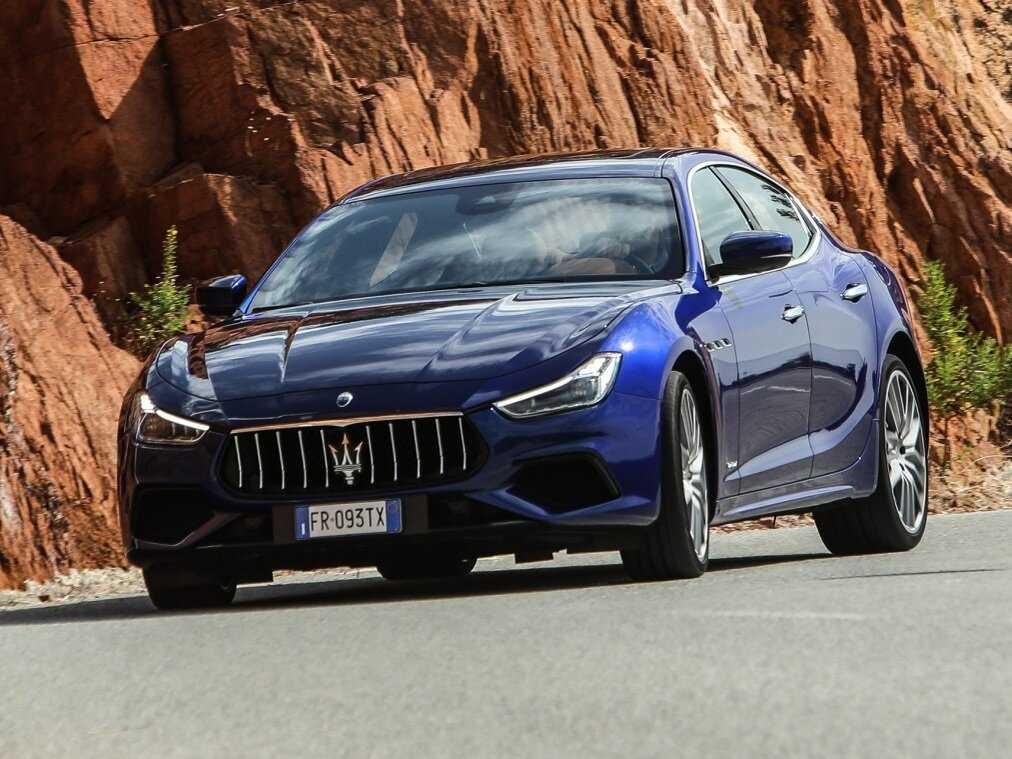 Maserati quattroporte - технические характеристики, обзор, комплектации