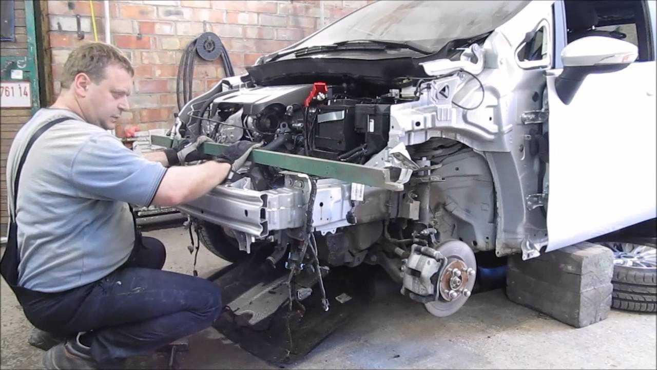 Обслуживание системы ford focus 3 с 2010 года