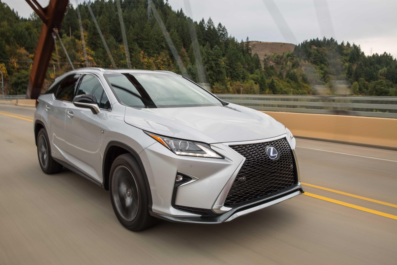Тест драйв Lexus RX 300 2020 технические характеристики возможности гибрида RX 450h расход топлива