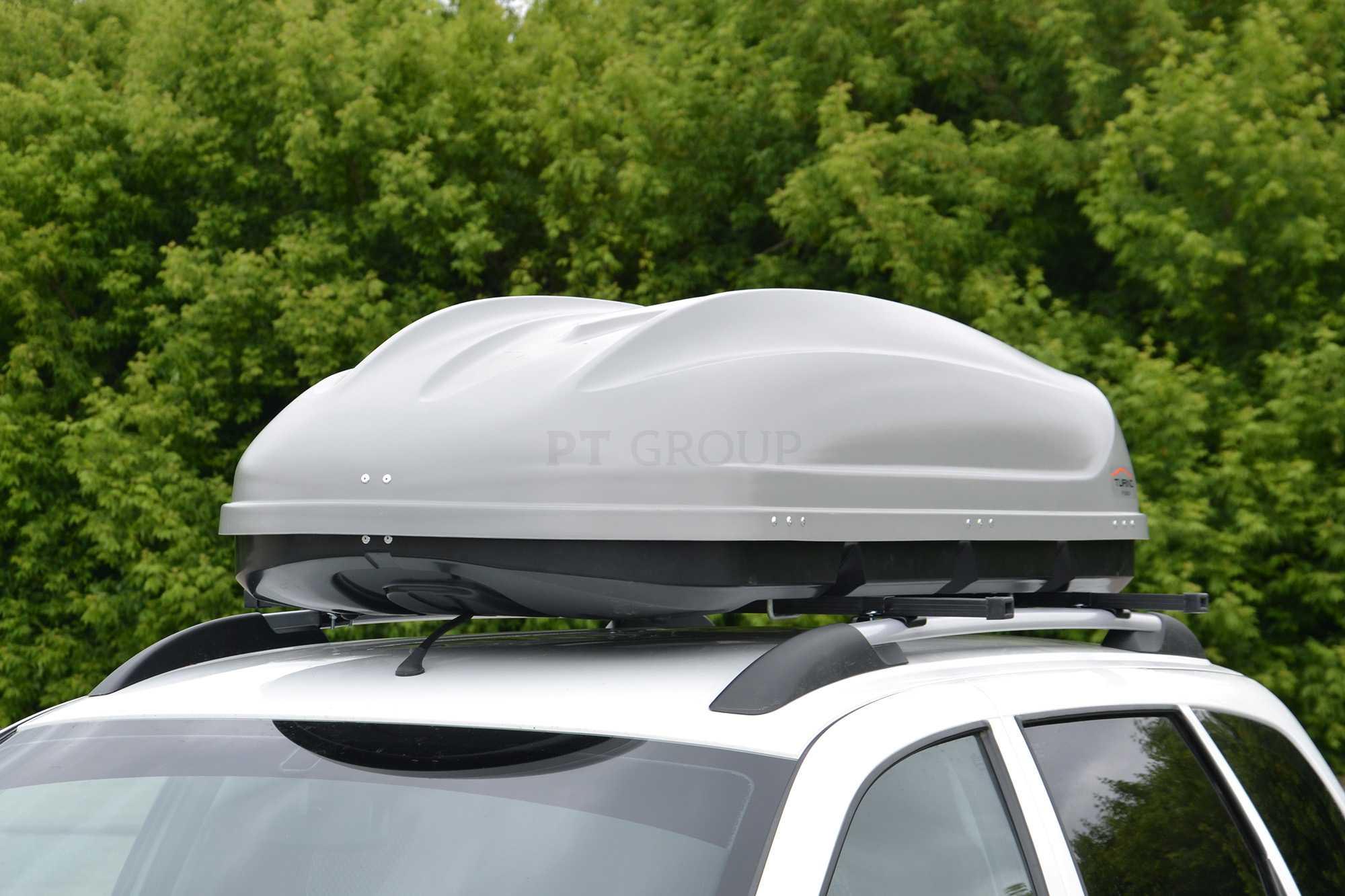 Типы автомобильных боксов на крышу их вместительность способы установки способы их открывания