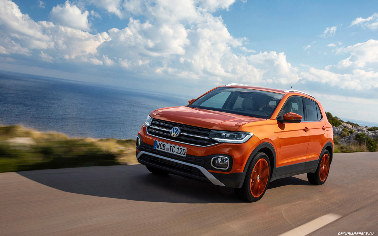Volkswagen t-cross — самая долгожданная новинка