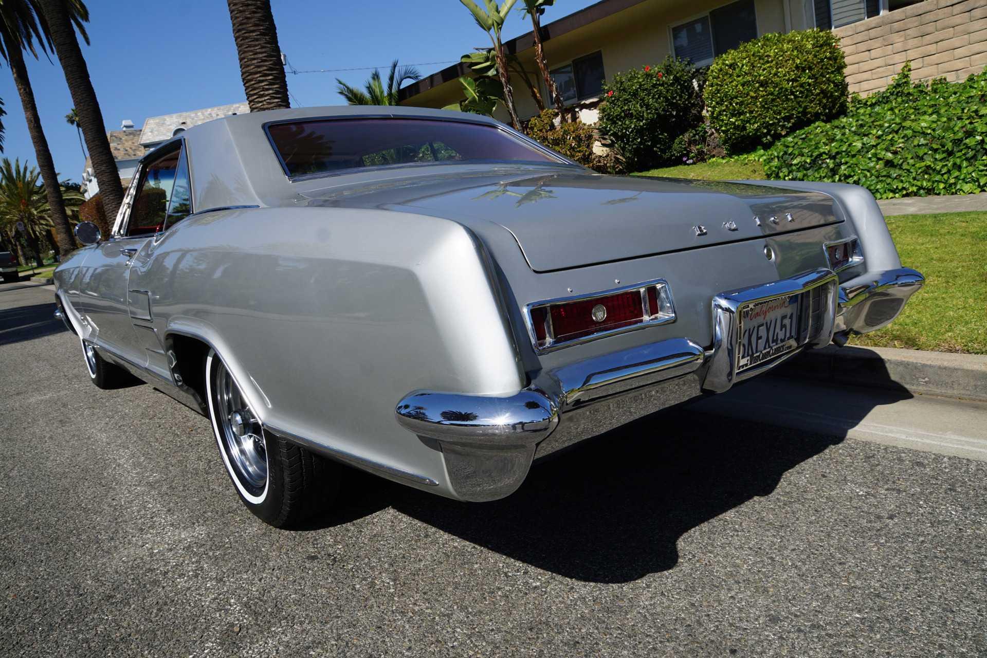Buick riviera – автомобиль для неординарных людей