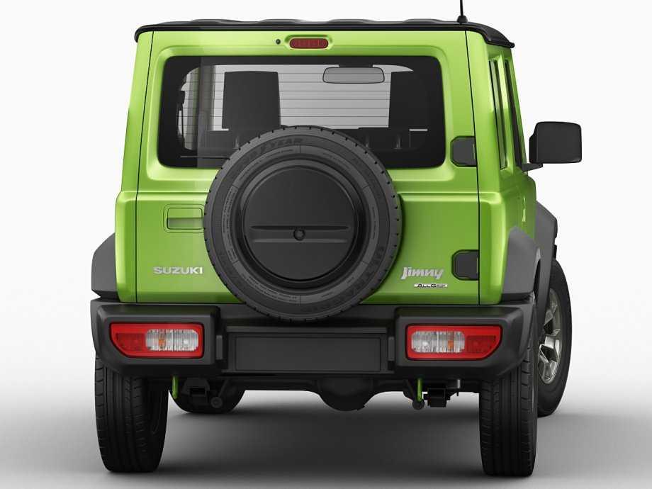 Suzuki jimny 2018 года, довелось недавно прокатиться на джимни последнего поколения, бензин, 102 л.с., акпп, 4 вд