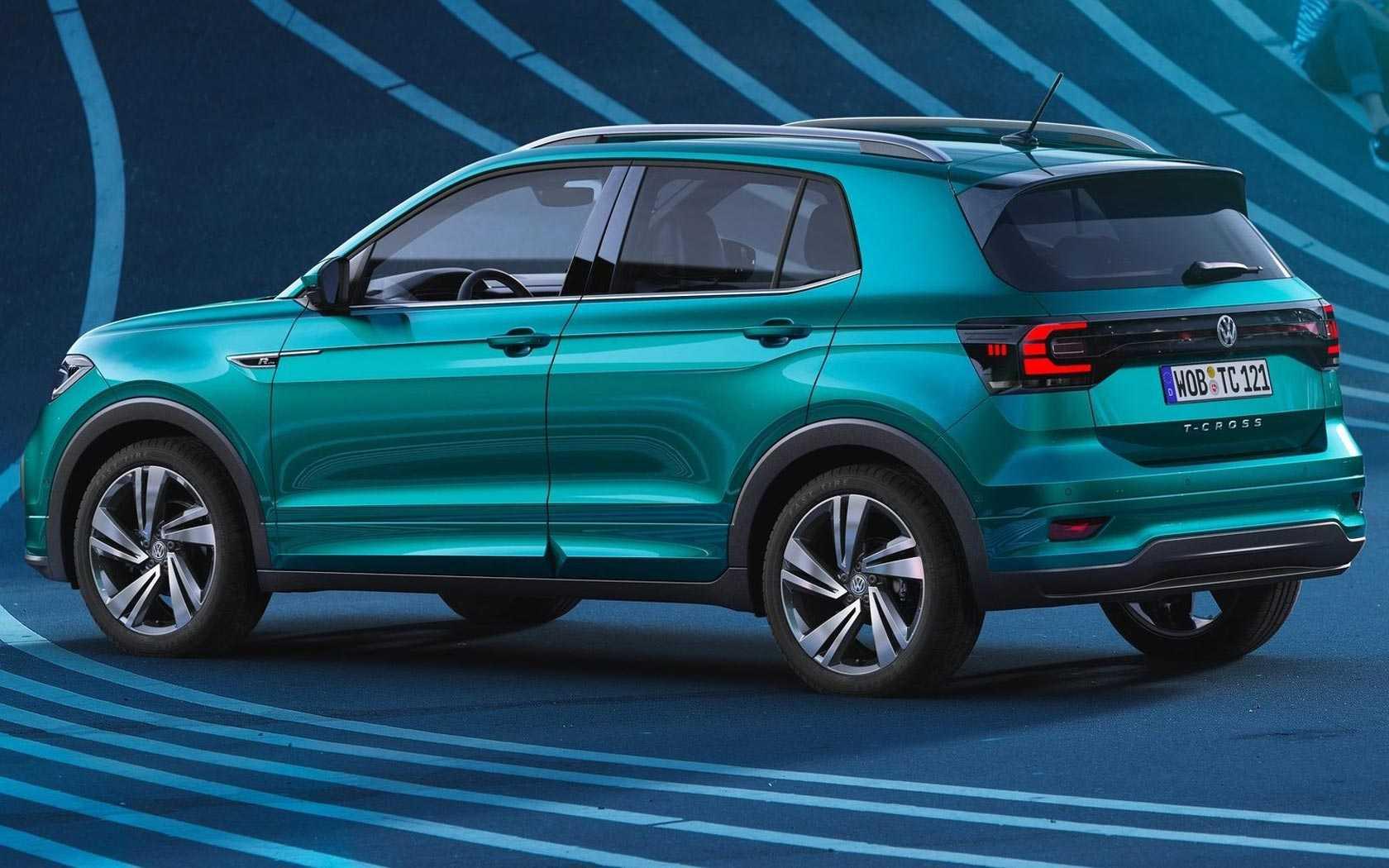 Volkswagen t-roc 2019 года: дешевле, чем тигуан