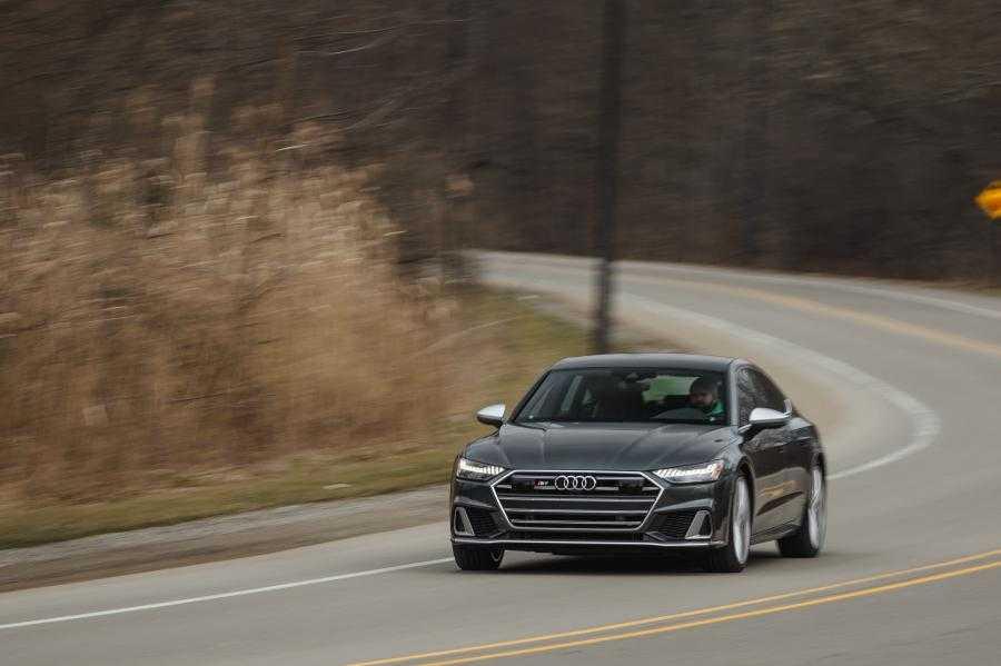Audi s8 2020 – полноуправляемое шасси и 571-сильный мотор tfsi