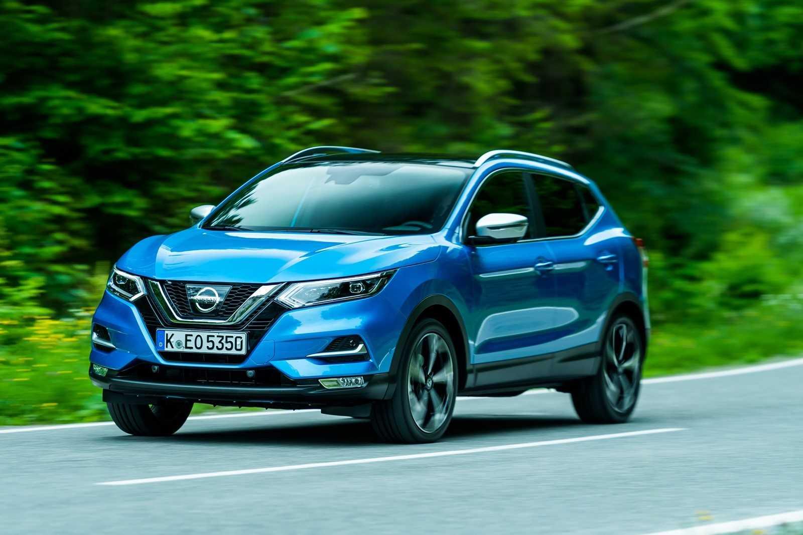 Nissan Qashqai 2018 рестайлинг перемены в дизайне Изменения внутри салона Двигатель и коробка передач автопилот