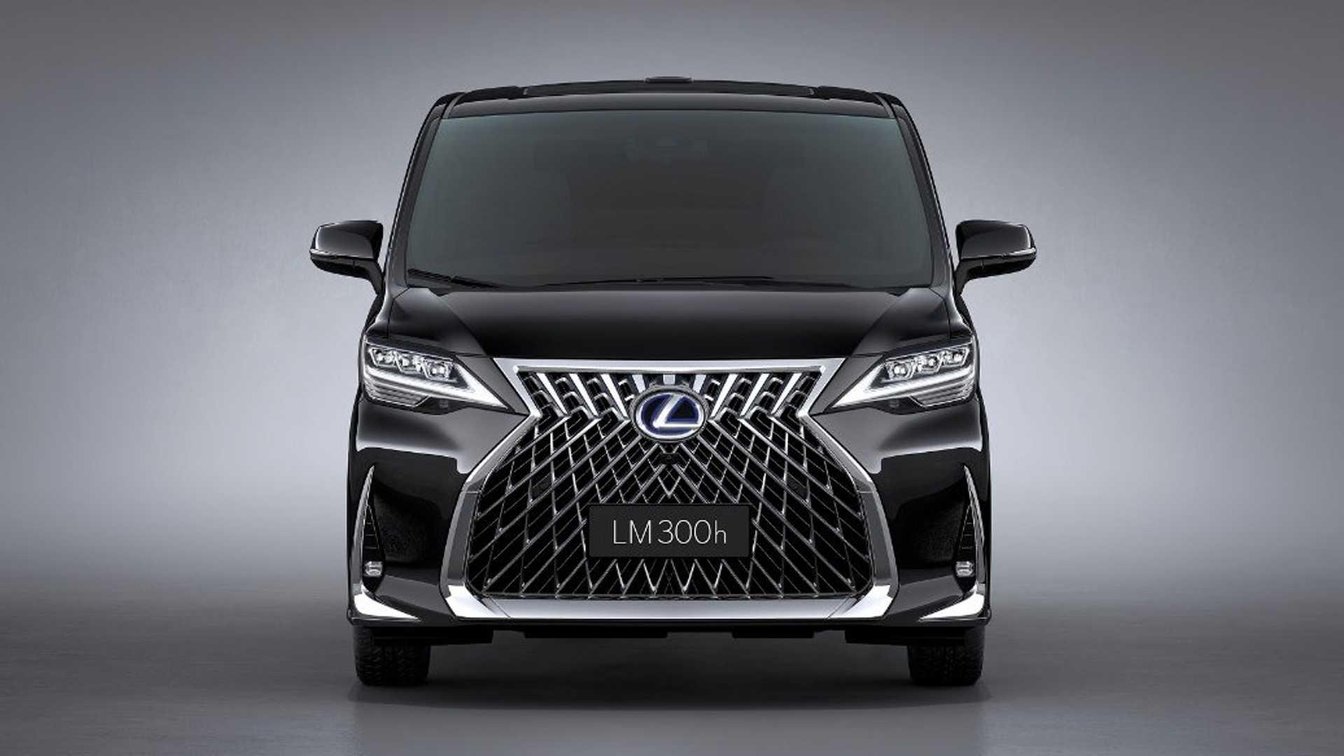 Lexus lm 2019: фото, цена, комплектации, старт продаж в россии