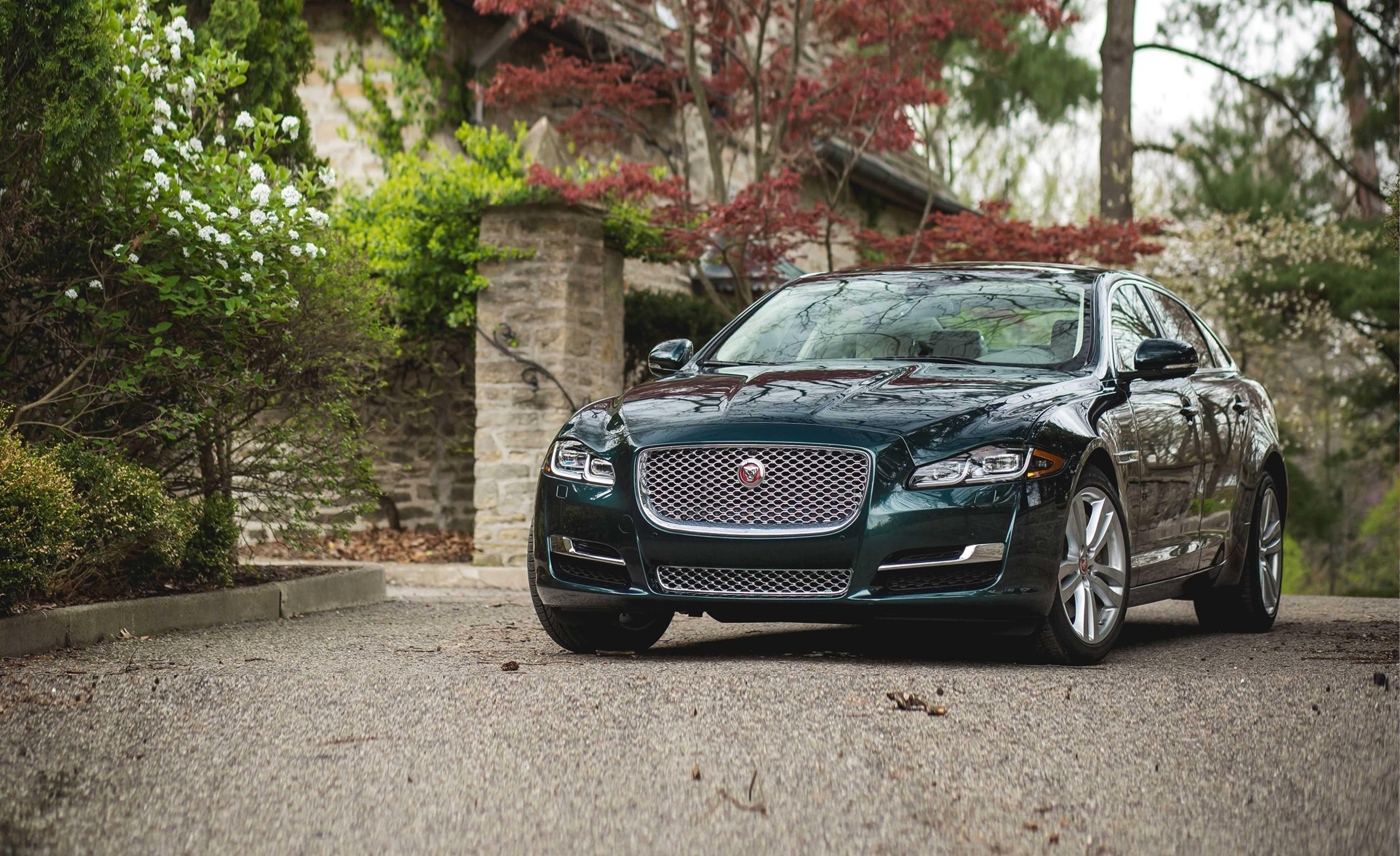 Jaguar xj swb 2.0t at premium luxury (05.2014 - 02.2016) - технические характеристики