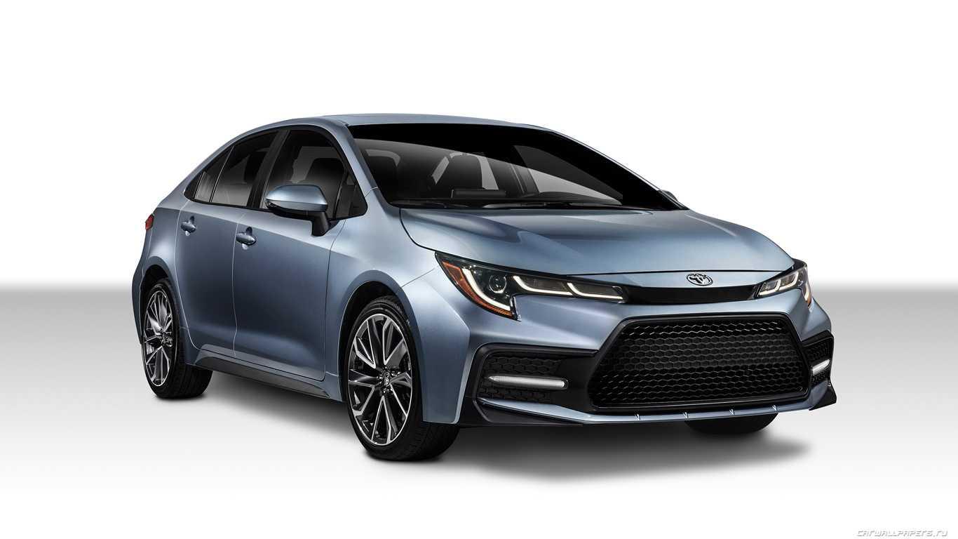 Тойота королла 2020 в новом кузове, цены, комплектации, фото, видео тест-драйв
