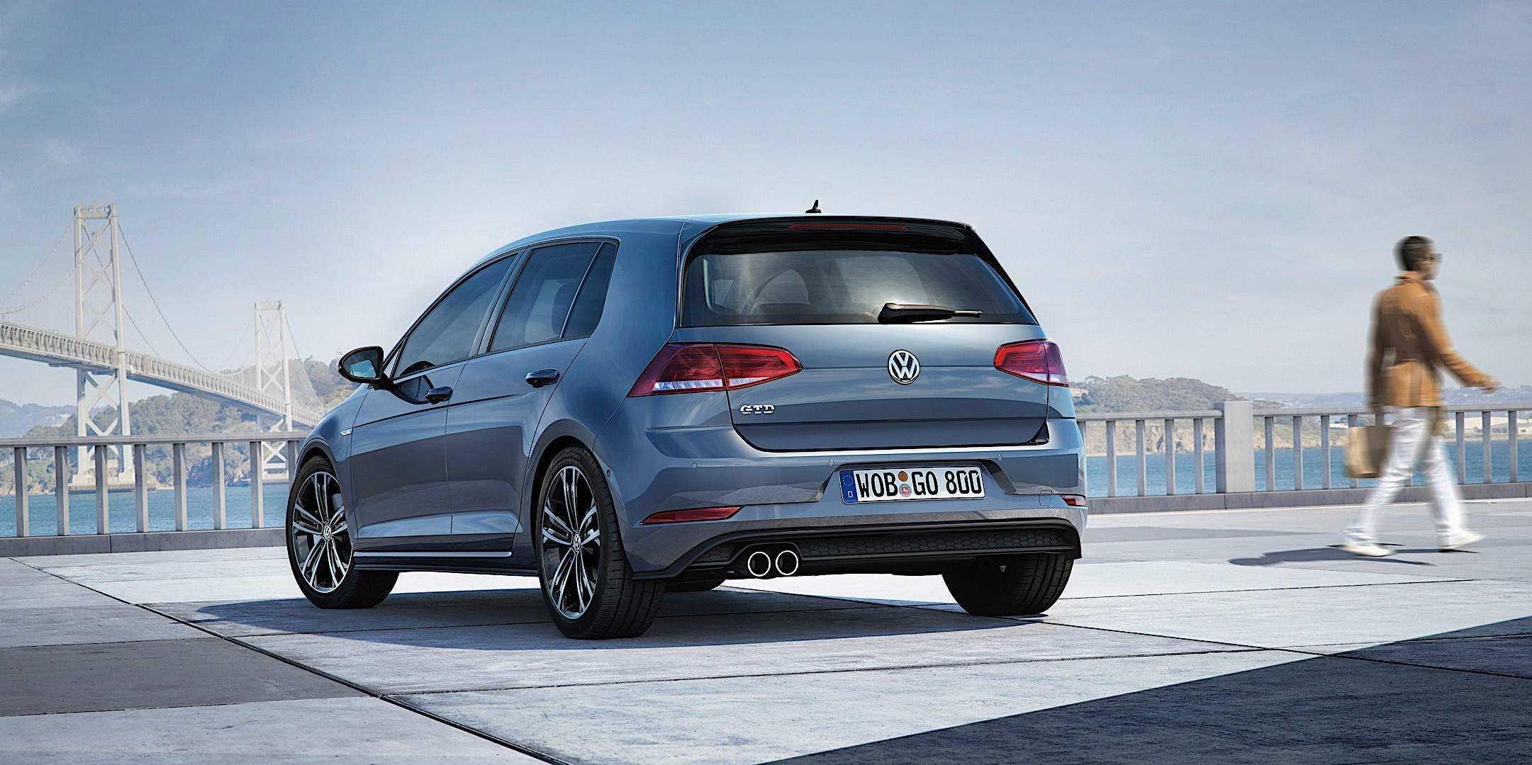 Volkswagen golf 8 2020 – когда выйдет в россии новый кузов?