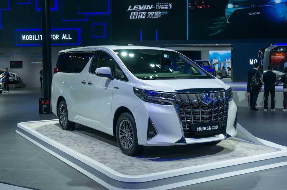 Lexus lm 2019 – первый минивэн в модельном ряду лексус
