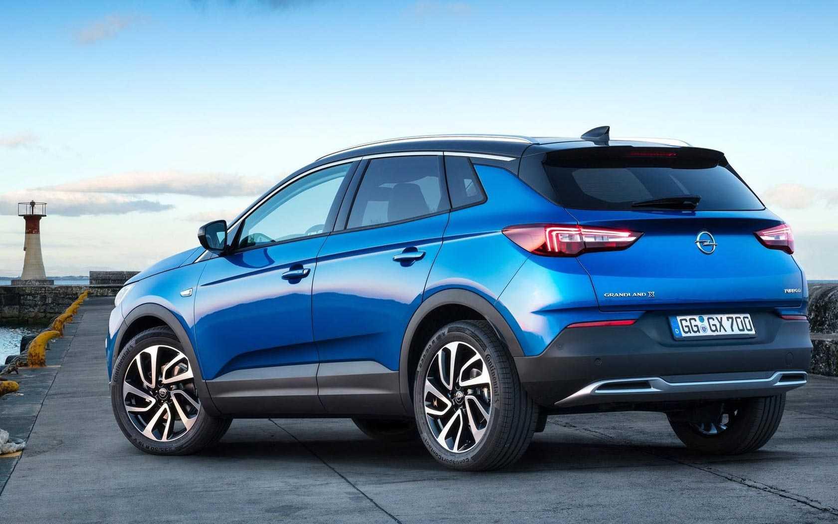 Opel grandland x 2019-2020 цена, технические характеристики, фото, видео