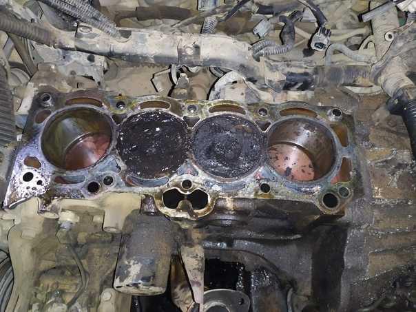 Ресурс двигателя после капитального ремонта