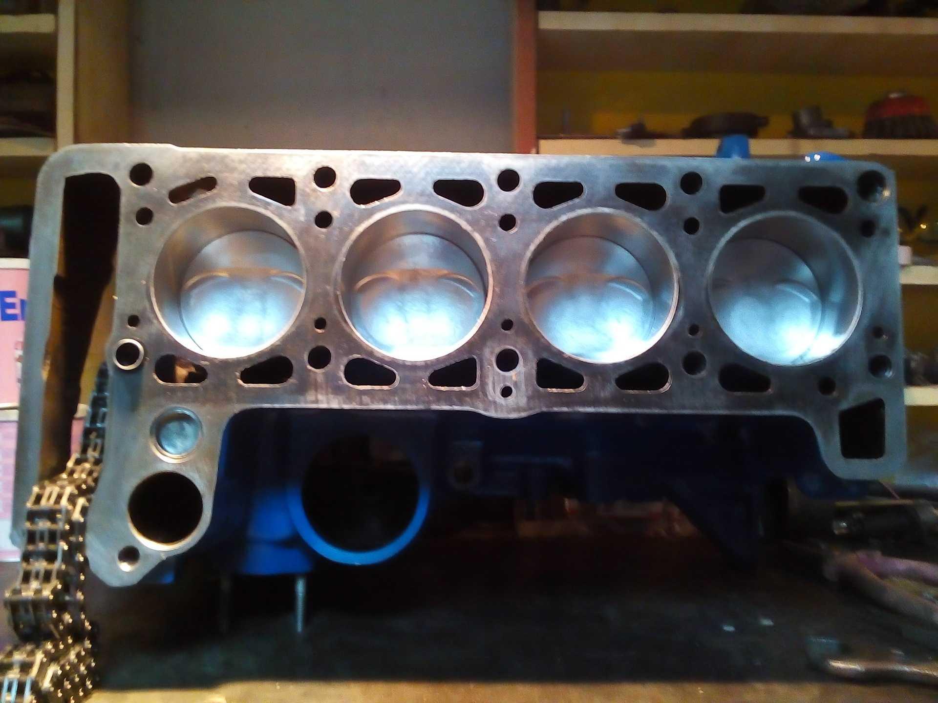 Делаем капитальный ремонт двигателя ваз 2106 с | автобурум