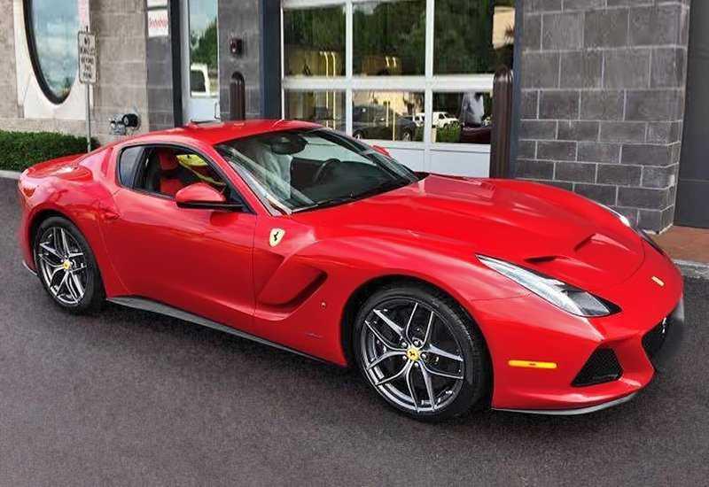 Ferrari 458 italia: новый ориентир