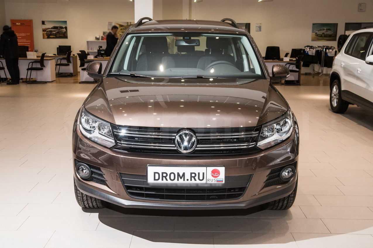 Volkswagen tiguan 1.4 tsi bluemotion dsg trend&fun (07.2011 - 05.2016) - технические характеристики