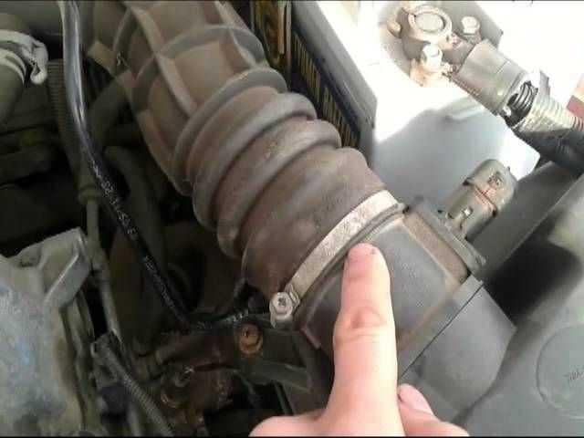 Стук в двигателе на холодную, диагностика стука