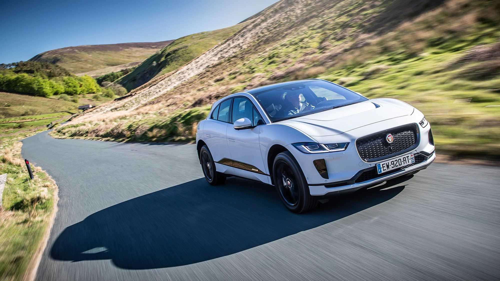 Jaguar f-pace 2019: кроссовер для любителей английского стиля