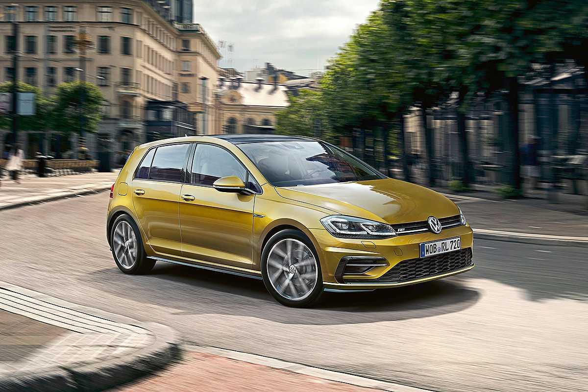 Volkswagen golf 8 2020, фото цена характеристики
