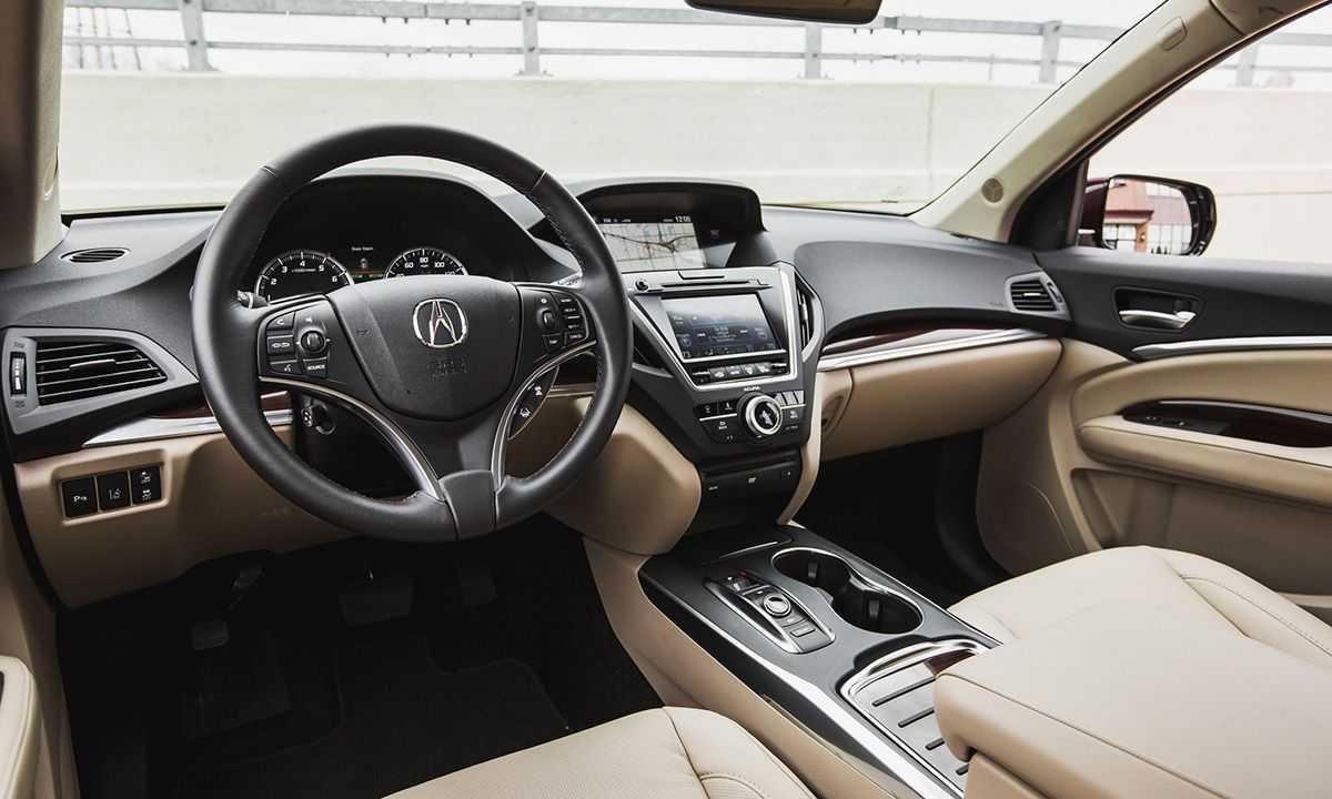 Acura mdx – обзор моделей по годам