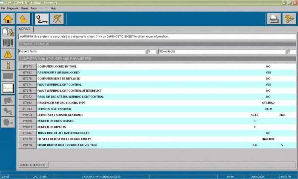 Renault trucks consult 4.16 2011 rus + программа  диагностики renault can clip 115 » soruft - только русский интерфейс