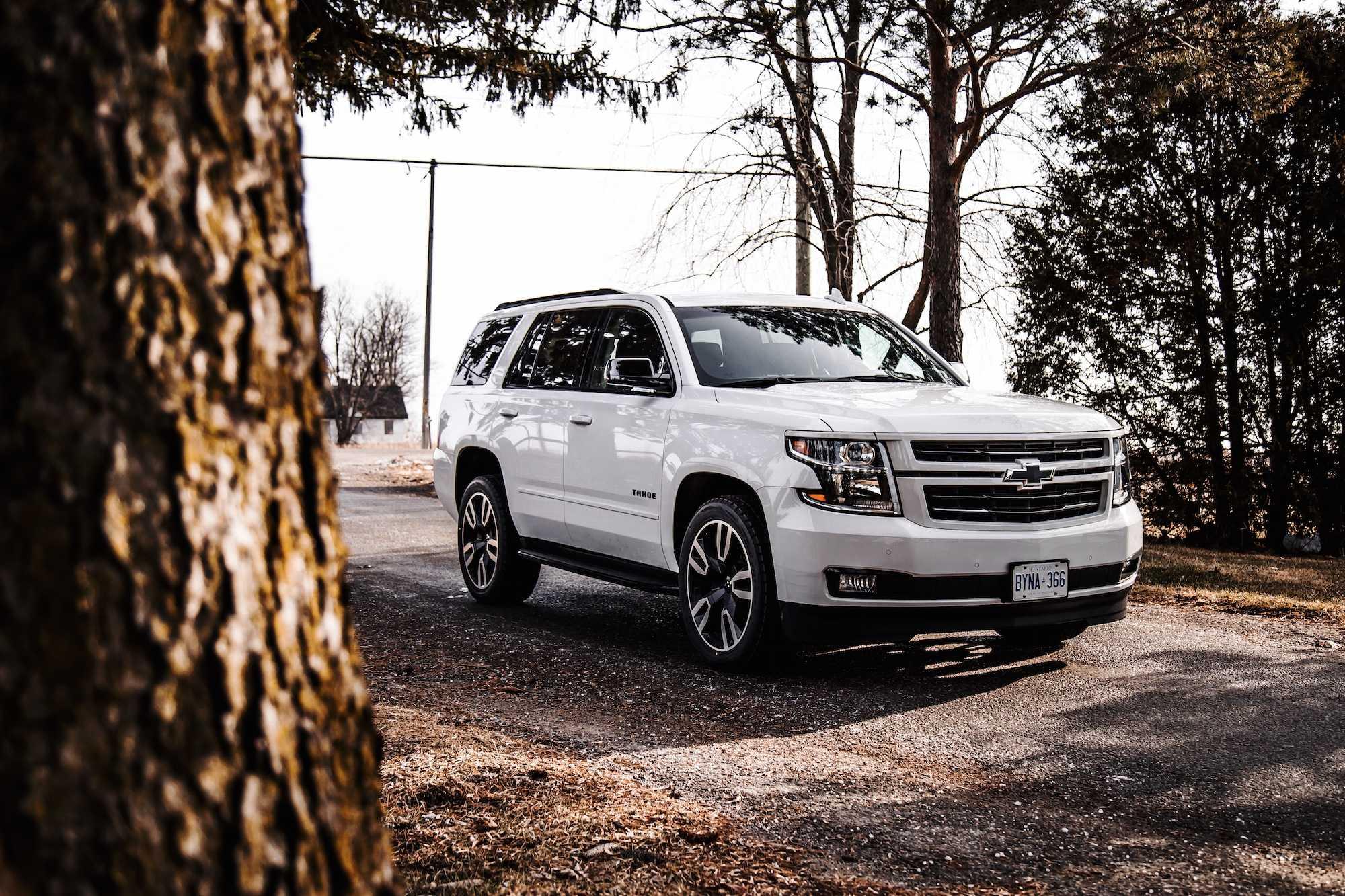 Chevrolet tahoe 6.2 at le (01.2016 - 02.2018) - технические характеристики