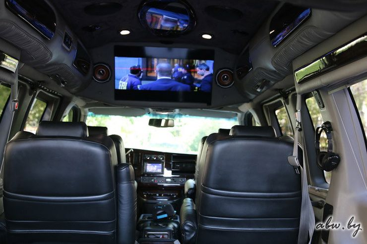 Chevrolet express технические характеристики и расход топлива