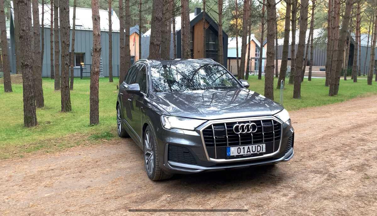 Ауди q8 2021 новый кузов, цены, комплектации, фото, видео тест-драйв