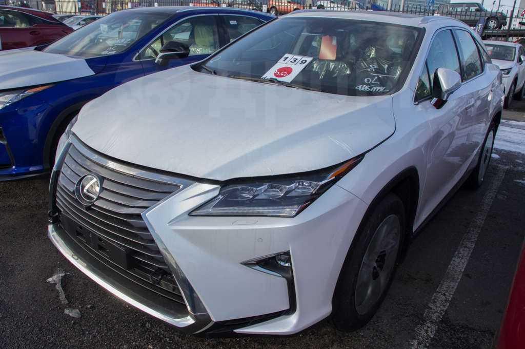 Lexus rx200t 2.0t at standard (11.2015 - 12.2017) - технические характеристики