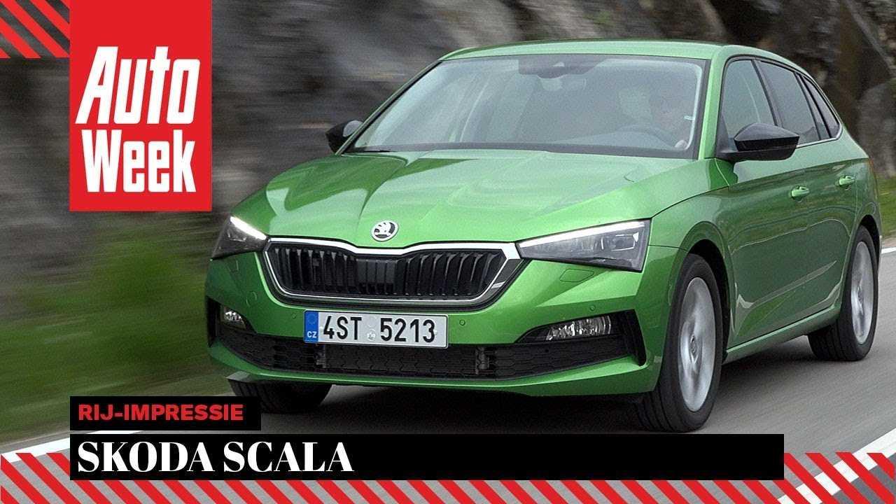Технологии, дизайн и мультимедиа: skodascala заново открывает сегмент компактных автомобилей