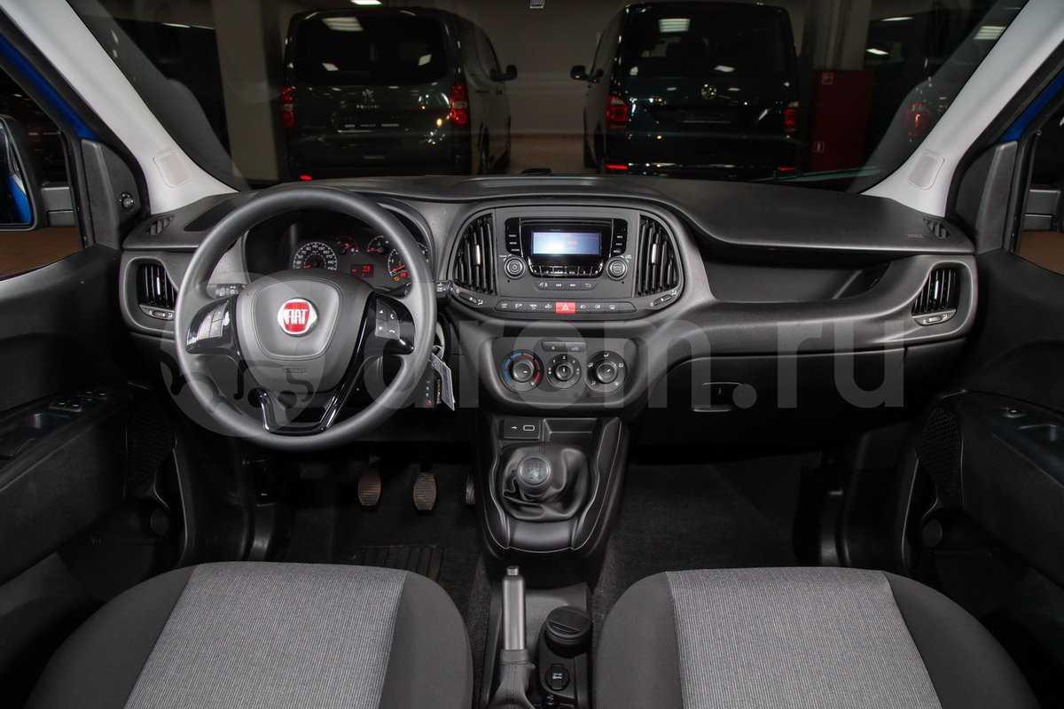 Фиат добло 2020 новый кузов, цены, комплектации, фото, видео тест