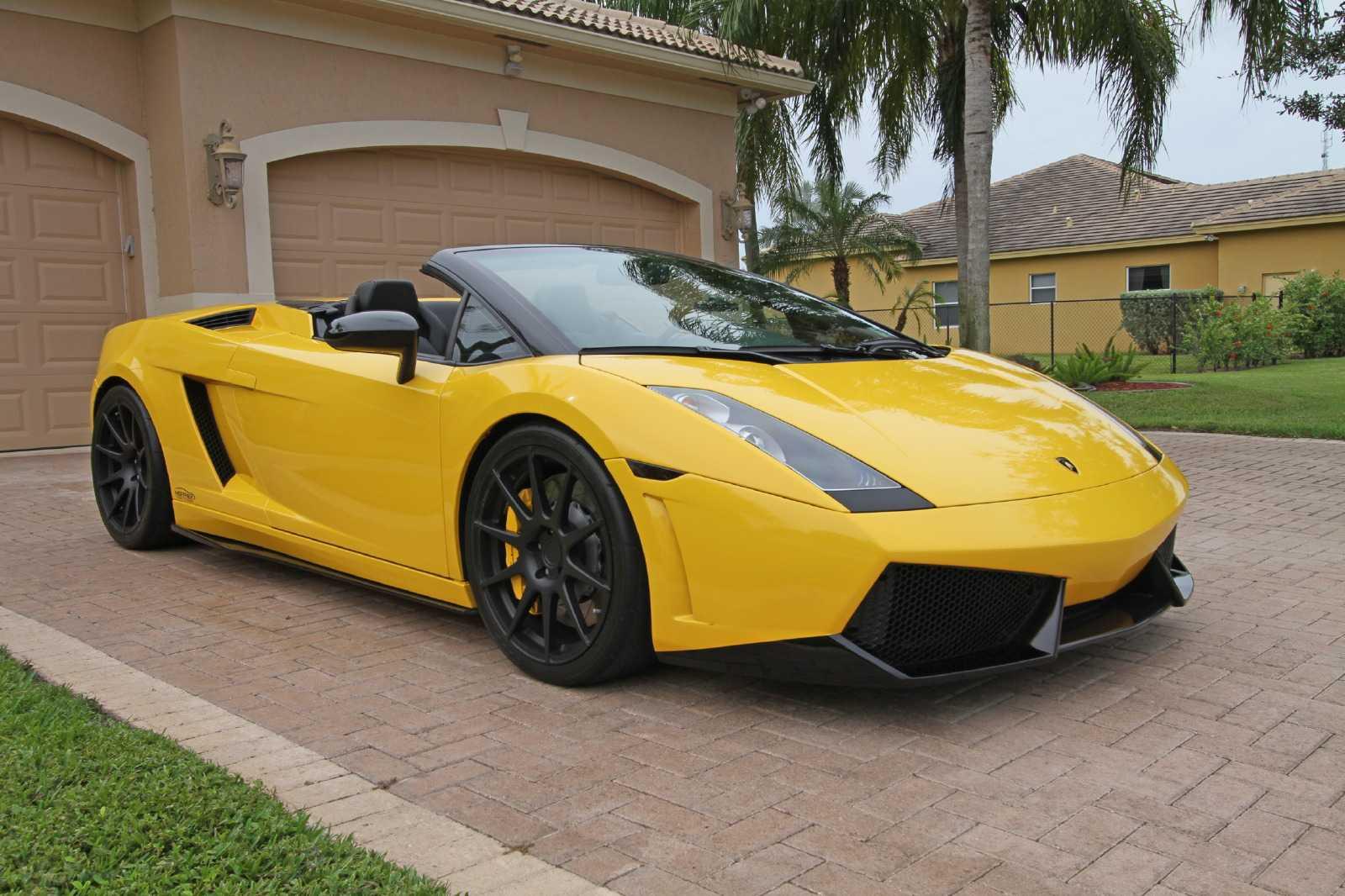 Lamborghini gallardo — википедия