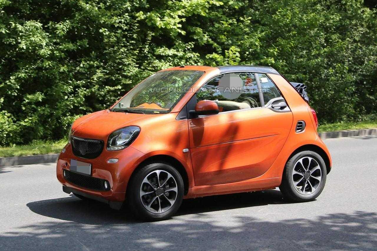 Во франкфурт smart привезет новый кабриолет fortwo - «автоновости»