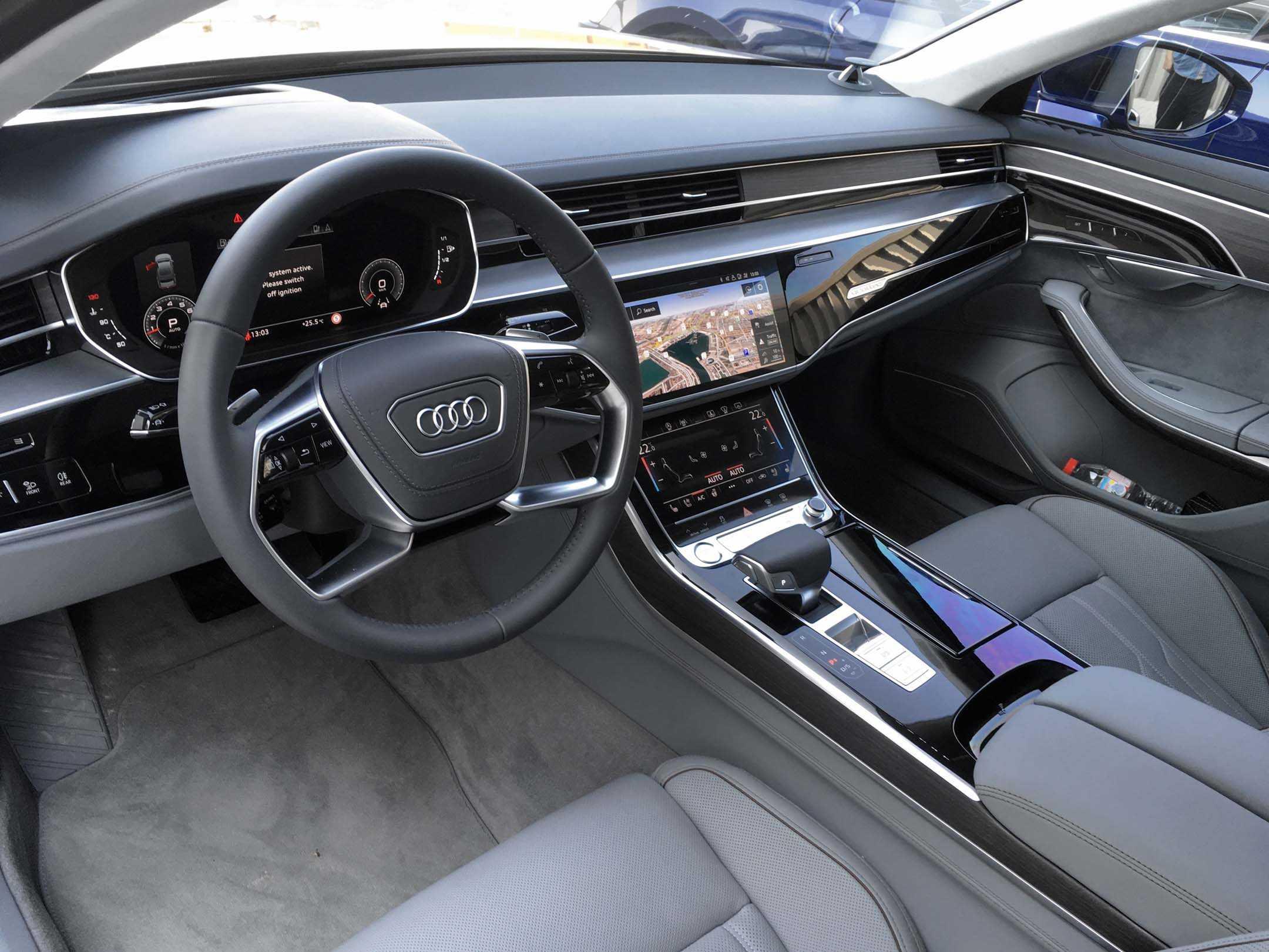 Новая ауди s8 2020— заряженный седан за 10 миллионов рублей