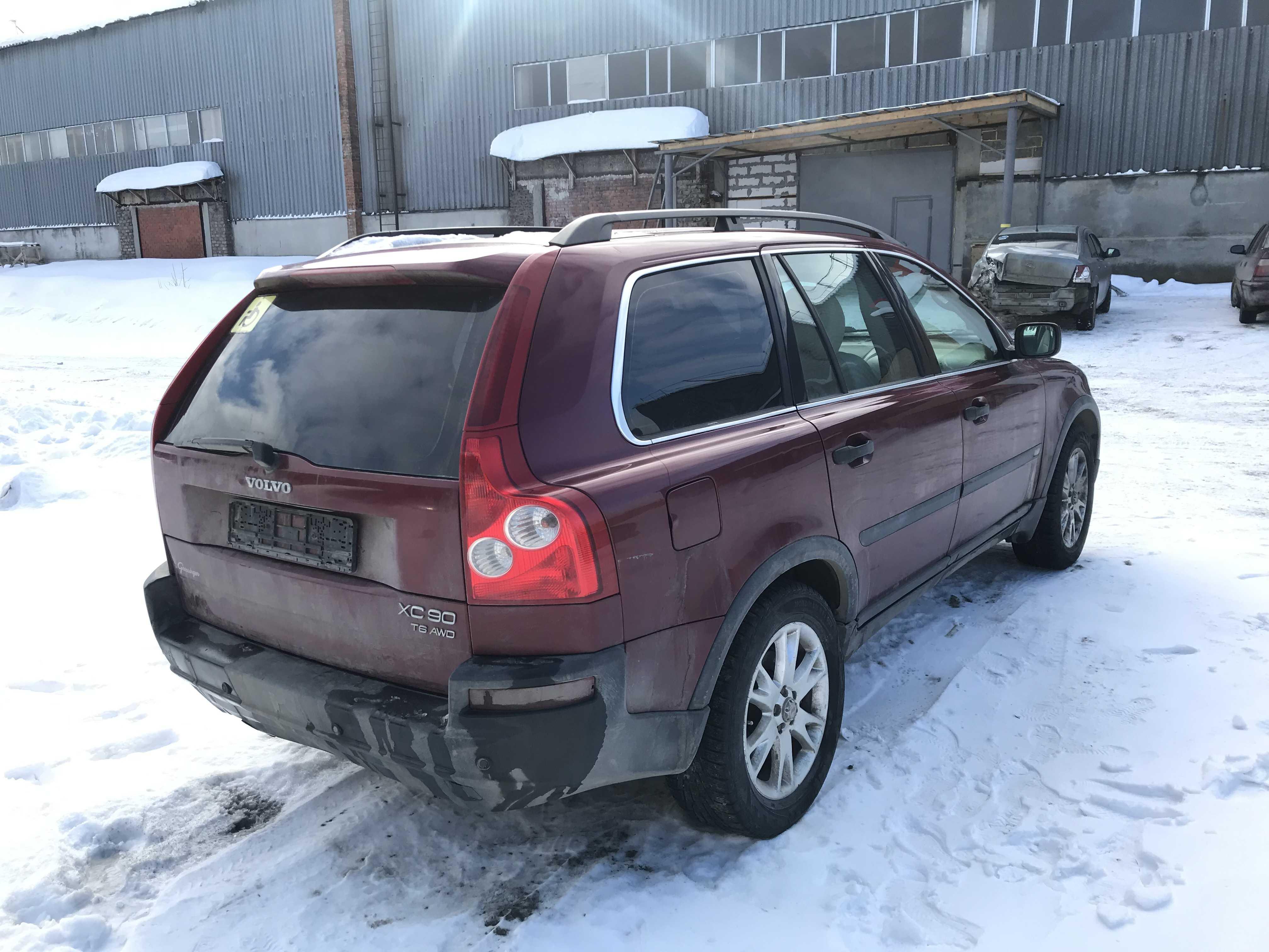 Volvo xc90 2013 — отзыв владельца