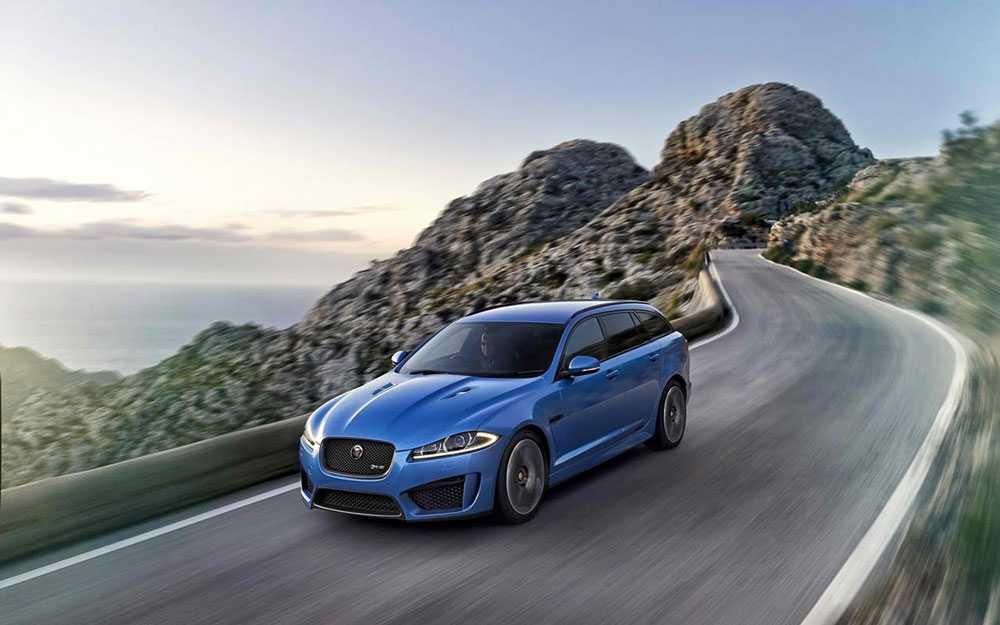 Jaguar xfr-s sportbrake (2015, универсал)