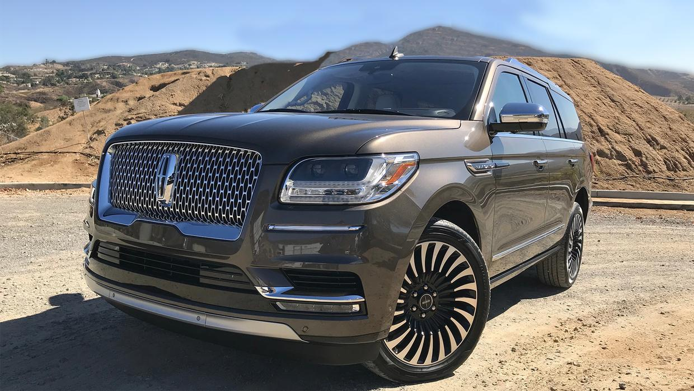 Lincoln navigator 2019 2020 года