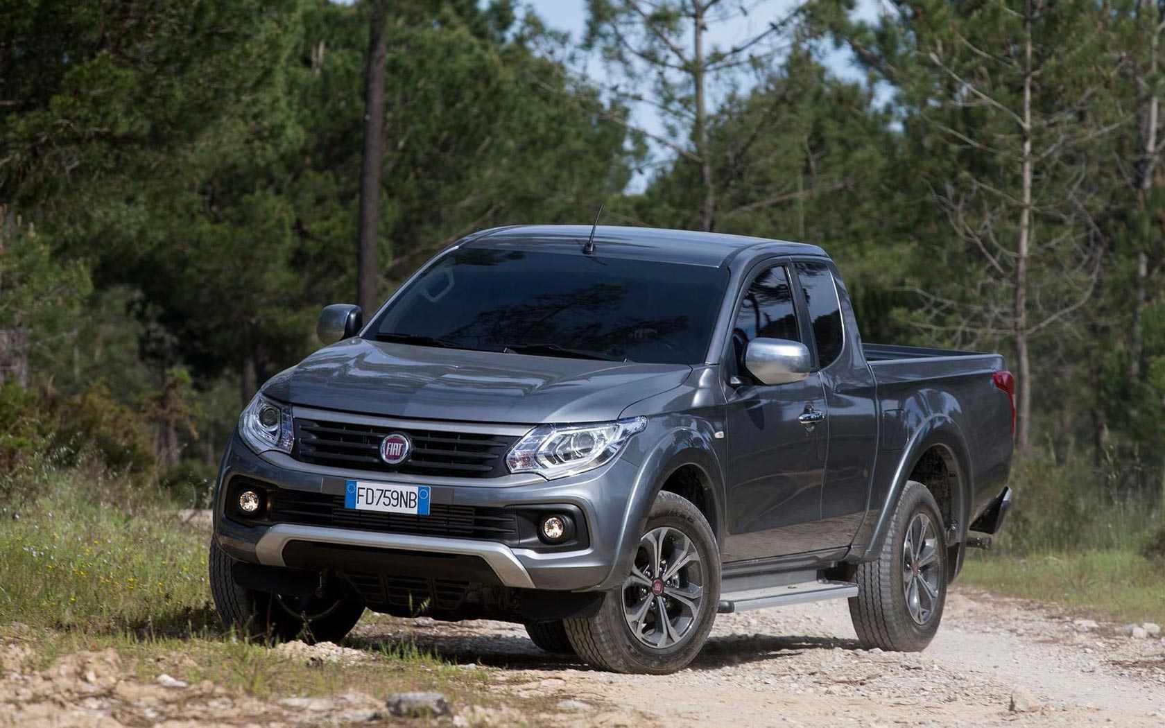 Fiat fullback 2.4 at doublecab dynamic (09.2016 - 09.2019) - технические характеристики