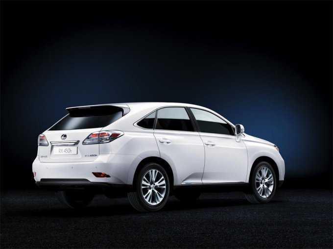 Lexus rx450h 3.5 cvt premium (05.2012 - 12.2015) - технические характеристики