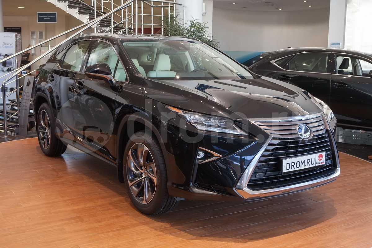 Lexus rx 2016 года в россии! фото, цены, характеристики
