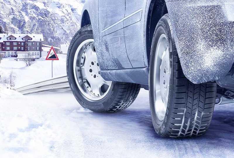 В холодное время года автомобиль попадает в экстремальные условия эксплуатации